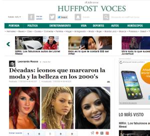 Huffington Decadas 2000's