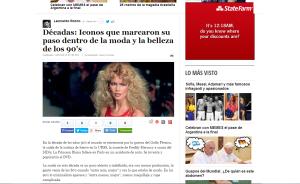 Huffington Decadas 90's