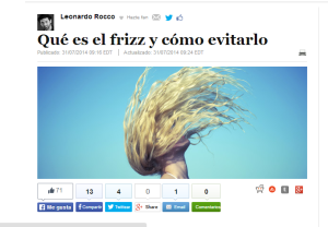 Huffington Frizz